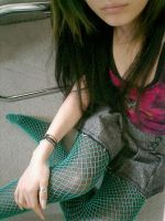 Fishnets by Caged-Insanity