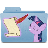 documents folder twilight spar by spikeslashrarity