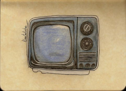 Throw Away Your Television by VAlmofadinhasV