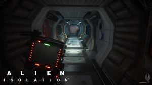 Alien Isolation 127 by PeriodsofLife