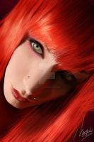 Red Hair by LaercioMessias