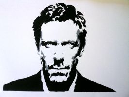 House M.D. - Hugh Laurie by LixyLix