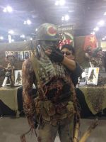Phoenix Comicon 2014 Neck snap! by Demon-Lord-Cosplay