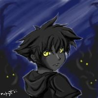 KH2: Darkness Becomes Him by GuardianSun