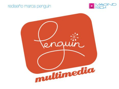 penguin multimedia, rediseno by magnoroi
