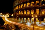 rome. the great colosseum by benthomas