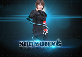 SNSD SOOYOUNG RUNDEVIL RUN WALLPAPER by ExoticGeneration21