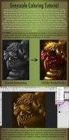 Greyscale Coloring Tutorial by Chase-Face