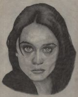 Robin Tunney by Slow-Bullet