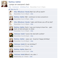Hetalia Facebook: Birthday Cake by gilxoz-epicness