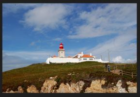 Cabo da Roca - Cape Roca by PauloOliveira