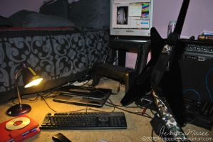 My Setup. by Hipppiee