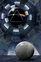 Dark Side of the Moon by NinthTaboo