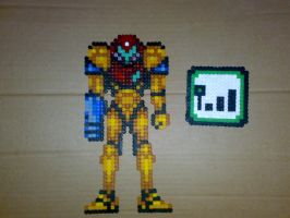 Hama Samus, DS wifi signal bar by tony-boi