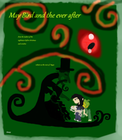 May Bird and the ever after  movie poster by TheLittledDemonCat