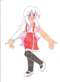 Contest: LivingDoll2's OC by animequeen20012003