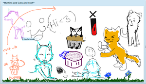 iScribble. Lol. by Lan-LanWolfy