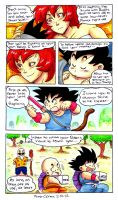 DBZ: Mother of Goku - Page 3 by agra19