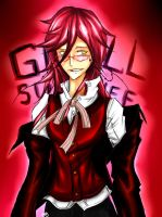 Grell Sutcliff FAN ART by Nawaru