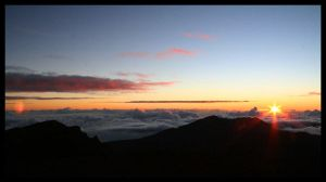 Haleakala Sunrise by darthpayback