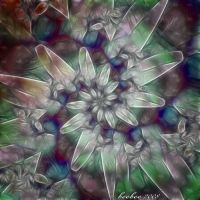 Ghiacciato - BeeBee127 by Ultra-Fractal