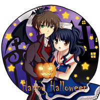 Happy Halloween 2012 by Haoiki