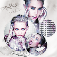 Miley Cyrus PNG PACK by gizemiley