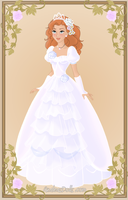 Giselle { Wedding Dress } by kawaiibrit