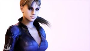 Jill Valentine: Survivor by LoneWolf117