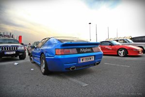 Renault Alpine GTA-A610 by ShadowPhotography