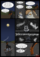 *Fight or Die* Chapter 1 Page 18 by LupusAvani
