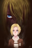 the female titan by raiisin