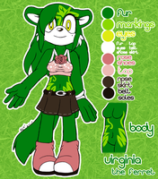 Virginia Ref - sonicgirl21 by SEMC