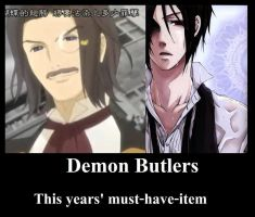 Demon Butlers by Saraine