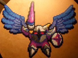 Kirby SSU: Galacta Knight by mecharichter
