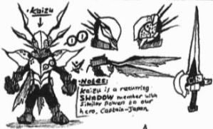 [SHADOW] sketches and doodles08 by Kainsword-Kaijin