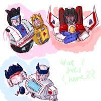 Transformers by noisystar