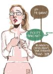 felicity smoak! by Win-E