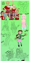 2014 Summer Pt3 by ZOE-Productions