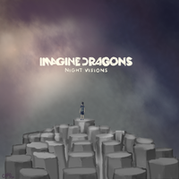 Imagine Dragons Night Visions Cover Fanart by Cephei97