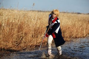 Hetalia Independence American Revolution 3 by azuooooo