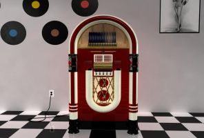 Jukebox by Visual-ARTist