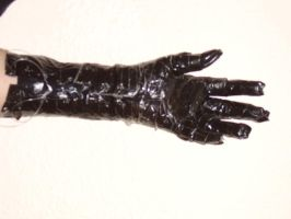 Duct Tape Glove by Rogin