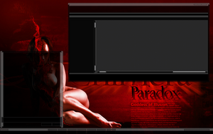 Paradox Concept Theme by Skull1959