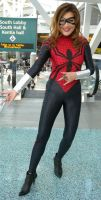 Spider-Girl at Comikaze Expo 2012 by trivto