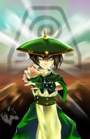 Get my Toph hat on by Radiant-Grey