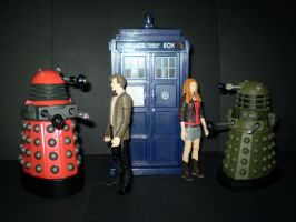 Victory Of The Daleks by CyberDrone