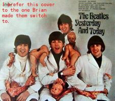 Beatles Confessions-Butcher Cover by PSilovethebeatles
