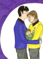spirk family values by ColetteLongbottom