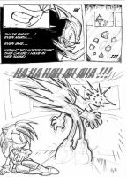 """""""Death of a Rose"""" Comic page 2 by CapnChryssalid"""